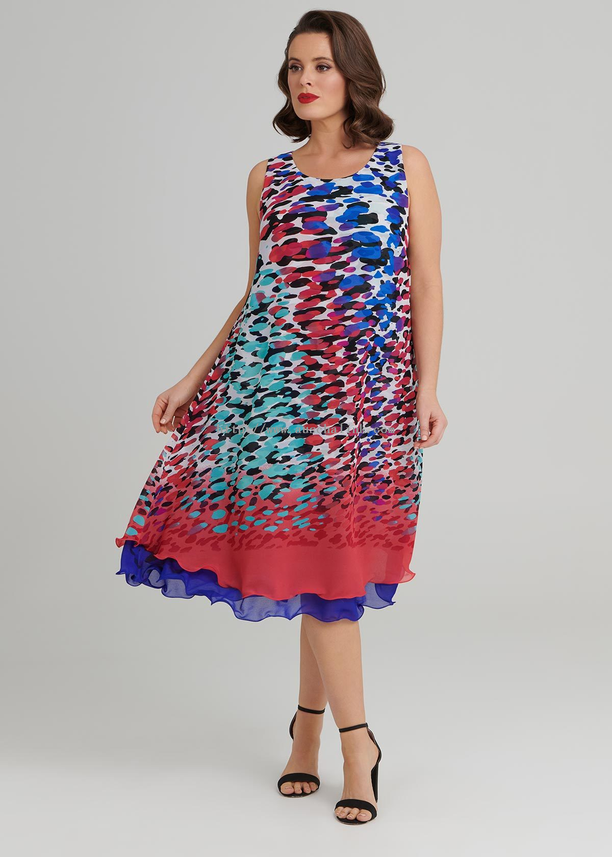 Monet Cocktail Dress